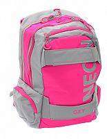 Karton P+P Anatomický batoh OXY Neon - ružový