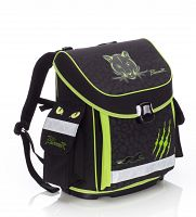 Karton P+P Školský batoh Premium Flexi Panther