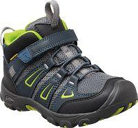 Keen Chlapčenské členkové topánky Oakridge WP - tmavo modré, EUR 32/33