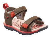 Keen Chlapčenské sandále Riley II K, cascade Brown / bossa nova, EUR 24