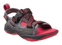Keen Chlapčenské sandále Rock Iguana K, black / jasmine green, EUR 35