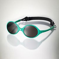 Ki ET LA Detské slnečné okuliare Diabolo (0-18 cm) - zelený smaragd
