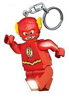 LEGO® LED Lite Detská svietiaca figúrka DC Super Heroes Flash - oranžová