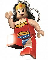 LEGO® LED Lite Detská svietiaca figúrka DC Super Heroes GWonder Woman - farebná