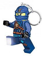 LEGO® LED Lite Detská svietiaca figúrka Ninjago Jay - modrá