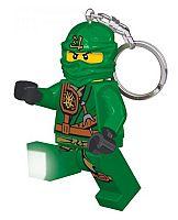 LEGO® LED Lite Detská svietiaca figúrka Ninjago Lloyd - zelená