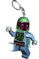 LEGO® LED Lite Detská svietiaca figúrka Star Wars Boba Fett