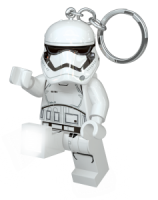 LEGO® LED Lite Detská svietiaca figúrka Star Wars Stormtrooper - biela
