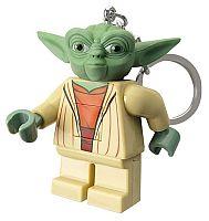 LEGO® LED Lite Detská svietiaca figúrka Star Wars Yoda