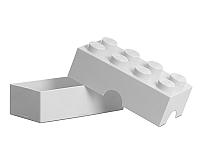 LEGO® Storage Box na desiatu - biely