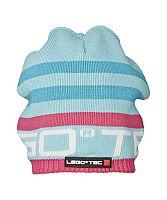LEGO® wear Dievčenská zimná čiapka Aston - modrá, 52 cm