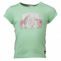 LEGO® wear Dievčenské tričko Tiff 401 - zelené, 80 cm