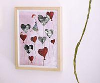 Lilipinso Papierový fotorámček - japonský strom, 30x40 cm