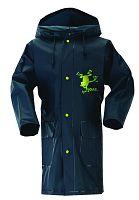 LOAP Detská pláštenka Smoky - modrá, 6 let