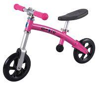Micro Odrážadlo G-Bike + Light Pink