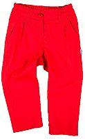 MMDadak Dievčenské nohavice KOKARDK - červené, 116 cm