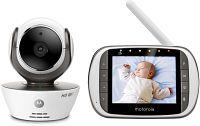 Motorola MBP 853 HD Connect detská opatrovateľka