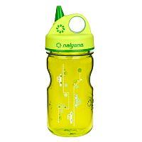 Nalgene Detská fľaša Grip-n-Gulp 375 ml Spring