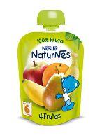 Nestlé NATURNES 4 Ovocie 90g