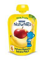 Nestlé NATURNES Banán Jablko 8x90g