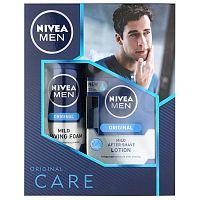 Nivea Men Pánska darčeková kazeta Shaving Original