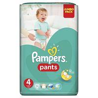 Pampers Pants plienkové nohavičky 4 Maxi (9-14 kg), 52 ks