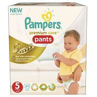 Pampers Premium Care Pants 5 Junior 12-18kg, 20ks nohavičkové plienky