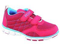Peddy Dievčenské tenisky - ružové, EUR 28