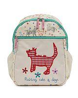 Pink Lining Detský batoh - Raining cats and dogs