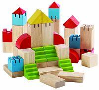 Plan Toys Kreatívna stavebnica (46 ks)