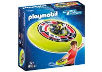 Playmobil 6183 Super lietajúci tanier s astronautom