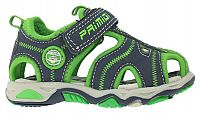 Primigi Chlapčenské sandále - sivo-zelené, EUR 21