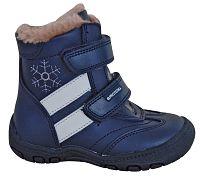 Protetika Chlapčenské zimné topánky Berger - modré, EUR 21