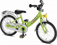PUKY bicykel ZL 16-1 Alu - zelené