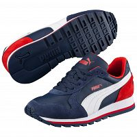 Puma Chlapčenské bežecké tenisky ST Runner L - tmavo modré, EUR 30