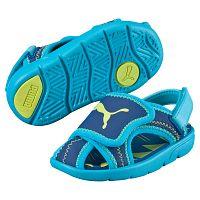 Puma Chlapčenské sandále Summer Sandal - modré, EUR 34,5