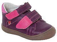 RAK Dievčenské členkové tenisky Alison - ružovo-fialové, EUR 28