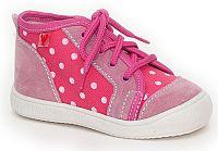 RAK Dievčenské členkové tenisky Darja - ružové, EUR 22