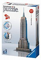 Ravensburger Puzzle Empire State Building 3D 216 dielikov