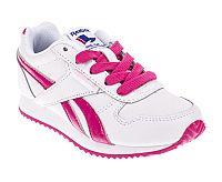 Reebok Dievčenské botasky Royal - ružovo-biele, EUR 30