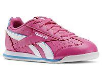 Reebok Dievčenské tenisky Royal Attack - ružové, EUR 30,5
