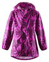 Reima Dievčenské nepremokavý kabát Kaste - ružový, 128 cm