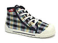 Ren But Detské kockované členkové tenisky - farebné, EUR 31