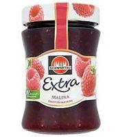Schwartau Extra džem malinový 340g