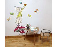 Série-Golo Samolepiaca dekorácia - Jules