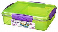 Sistema Box na desiatu / obed, 975 ml - zelený