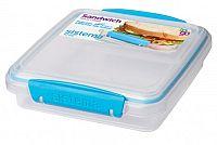 Sistema Box na sendvič, 450 ml - modrý