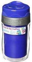 Sistema Hrnček na kávu (malý), 315 ml - modrý