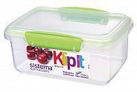 Sistema Skladovací box na potraviny, 1 l - zelený