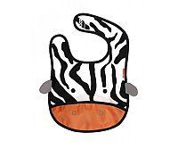 SKIP HOP Zoo Podbradník - Zebra